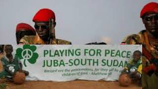 South Sudan new song we need Peace  bay best boys