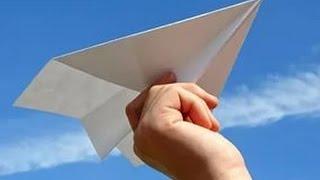 100 Metres Flying Paper Plane