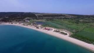 Croatia Beaches Caska Beach Kroatien Strände Novalja Island Insel Pag