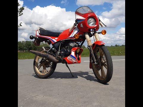Yamaha RD50 mx