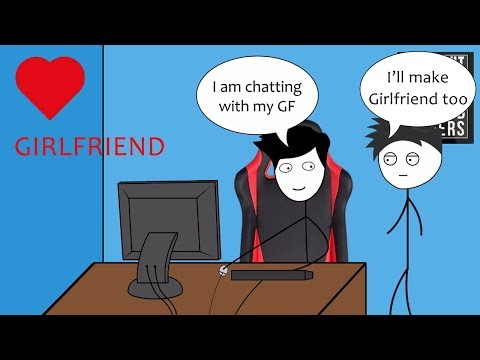 When a Gamer Tries to Impress a Girl - Part 1