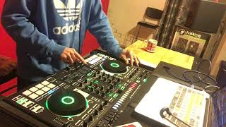 Easter mix 2018 - Jay B .Funky Breaks  DJ Mix Roland DJ 808
