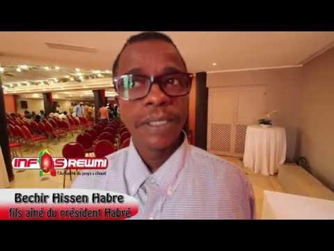 Bechir Hissen Habré le fils aîné du président Habré parle