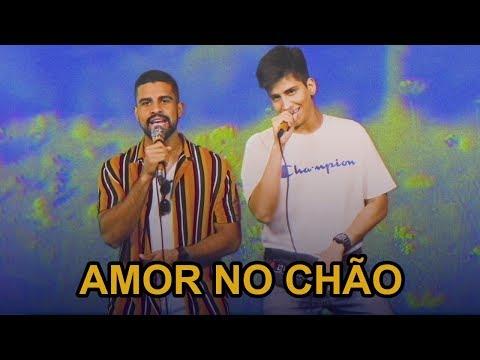 Matheus Henrique & Gabriel – Amor No Chão (Letra)