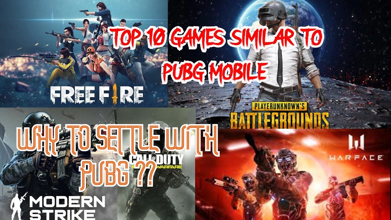 Top 10 Android Games Of 2020 Similar To Pubg Best Fps Games On Android Of 2020 Game Jxn 34 Fpshub