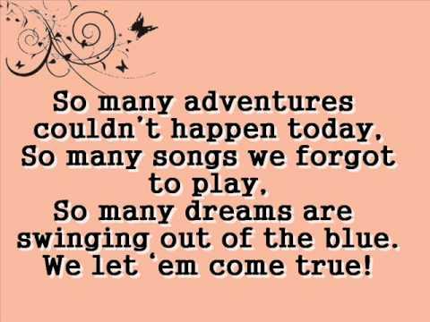 One Direction - Forever Young (Lyrics) - YouTube