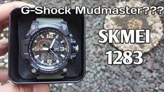 CASIO G-Shock GG-1000-1A3 ?? No, It is SKMEI 1283