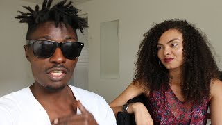 THE TRUTH on BLACK GUYS DATING IN LATIN AMERICA  || iam_marwa