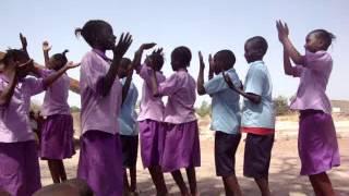 """Chant dansant """"En Afrique"""""""