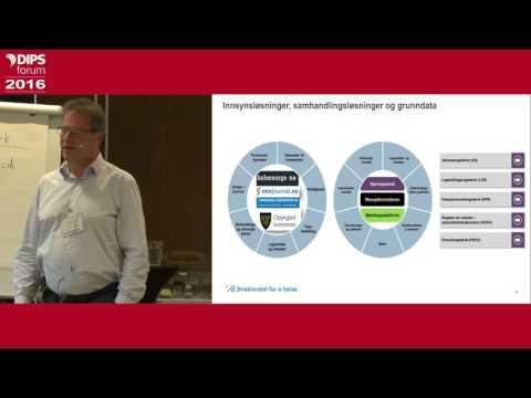 Arkitektur rundt helsenorge og API, Thomas Grimeland