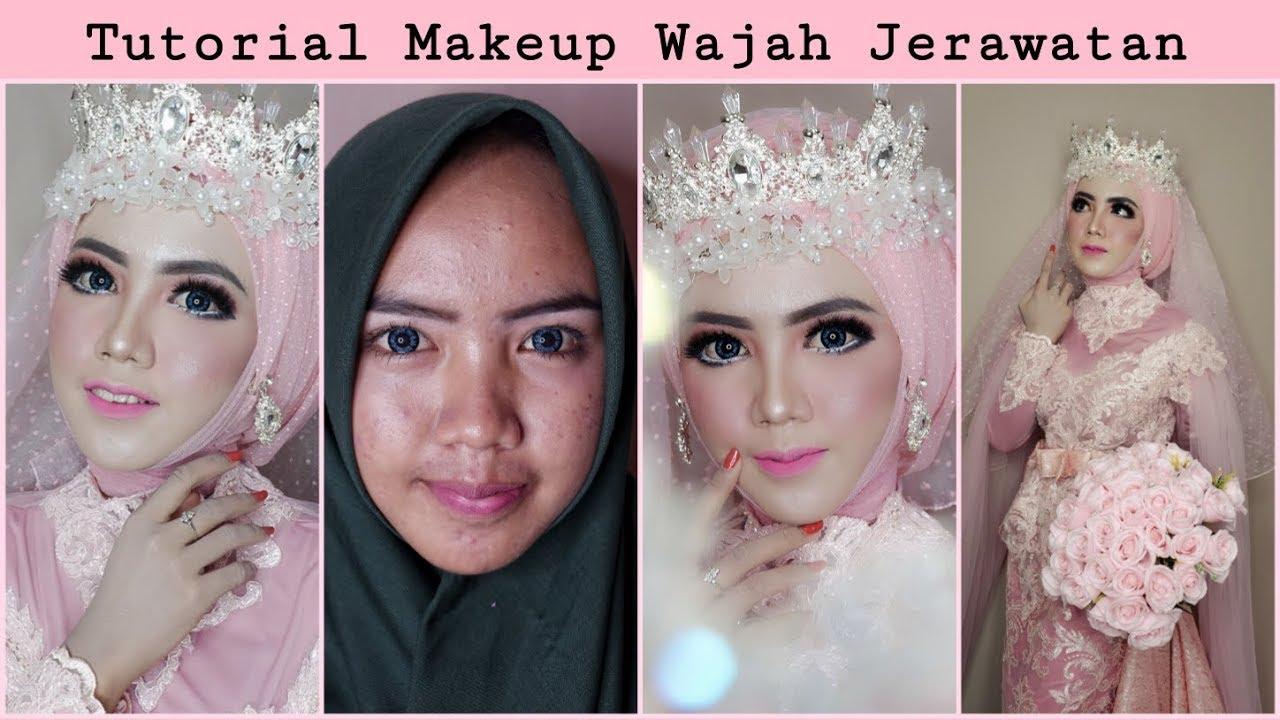 Tutorial Make Up Untuk Wajah Berjerawat Dan Berminyak
