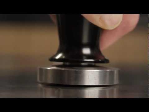 Espresso Coffee Tampers: Flat vs. Convex