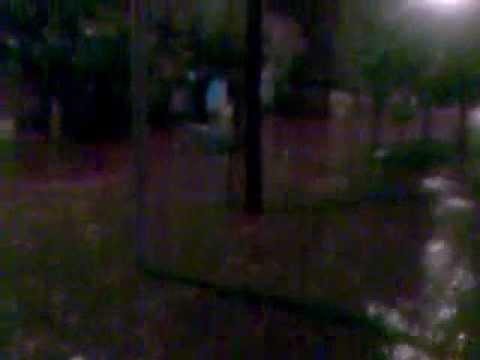 Inundacion en Tablada,