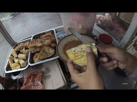 Indonesia Jakarta Street Food 1291 Part.3 Vegetarian Ketoprak Perempatan Permata Cikunir Bekasi 5987
