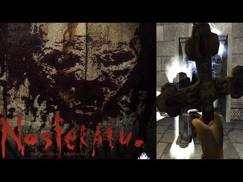Nosferatu: The Wrath of Malachi Walkthrough Gameplay HD Full Game