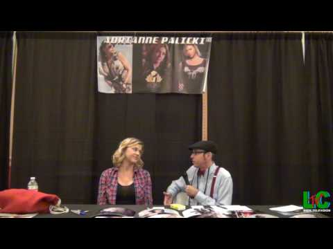 Lotus Comics meets Adrianne Palicki