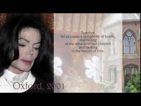 Michael Jackson ∼ Oxford Speech