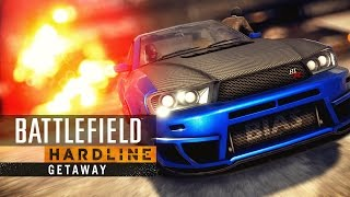 Battlefield Hardline: La Fuite - Trailer de lancement