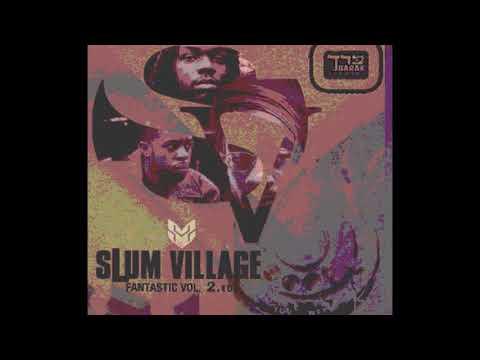 Slum Village - I Don't Know (Instrumental)