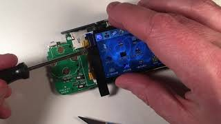 BittBoy Pocket Go Screen Light Bleed Easy Fix - PocketGo
