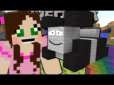 Minecraft: SAVING THE PANDAS! - Custom Map [3]