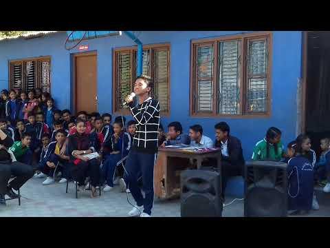 Despacito by a nepali student...