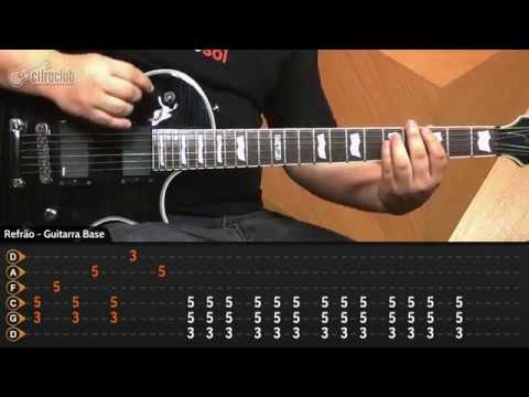Whiskey In The Jar - Metallica (aula de guitarra)
