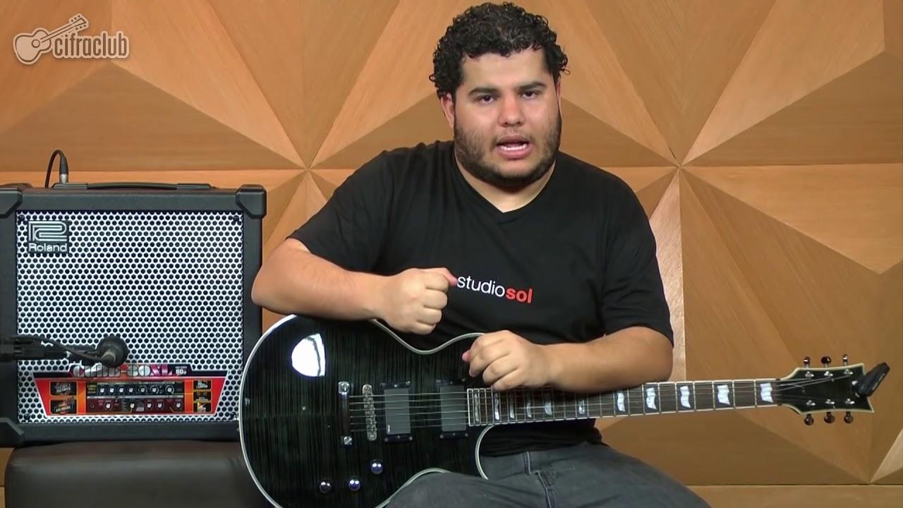 Whiskey In The Jar Metallica Aula De Guitarra Youtube