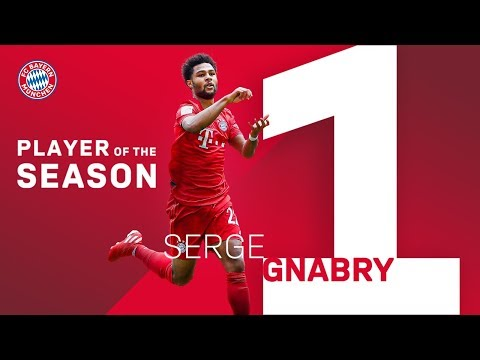 Serge Gnabry - FC Bayern Player of the 2018/19 Season