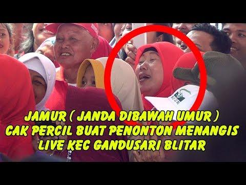 JAMUR ( Janda dibawah Umur ) cak percil buat penonton menangis Live Kec Gandusari Blitar