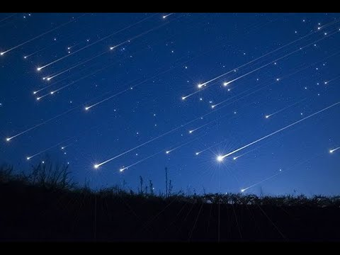 Mưa Sao Băng cực đẹp 04/01/2020    Live Meteor Shower Quadratids 04-01-2020
