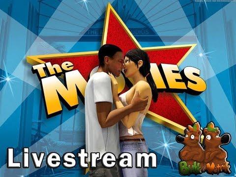 The Movies [#67 Livestream záznam] PC Gameplay česky | HD/720p
