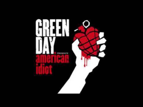 Green Day - American Idiot - [FULL ALBUM]