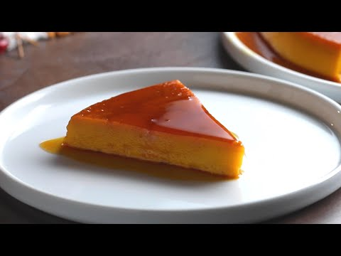 How To Make Kabocha Flan • Tasty