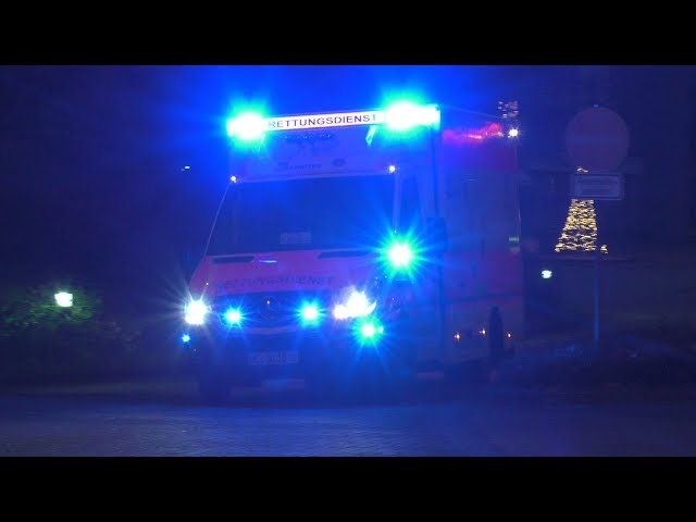 [Neuer RTW] RTW-2 Rettungswache Johanniter Neuss-Mitte