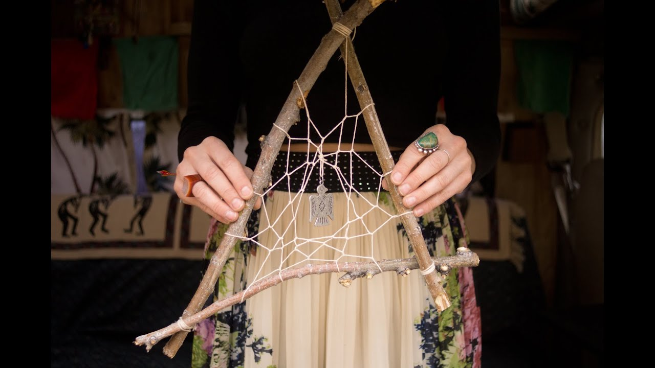How Much Are Dream Catchers DIY Make a Dreamcatcher with Tree Branches YouTube 22