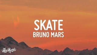 Bruno Mars, Anderson .Paak, Silk Sonic - Skate (Lyrics)