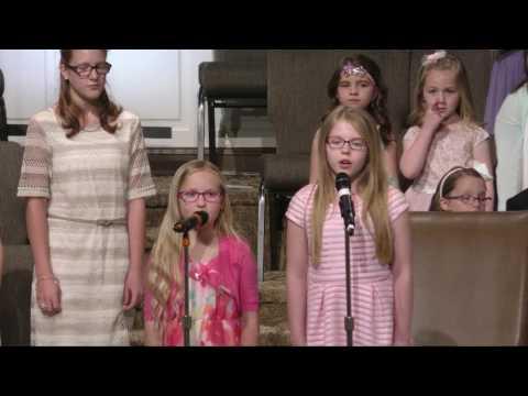 Jr. Church Choir -
