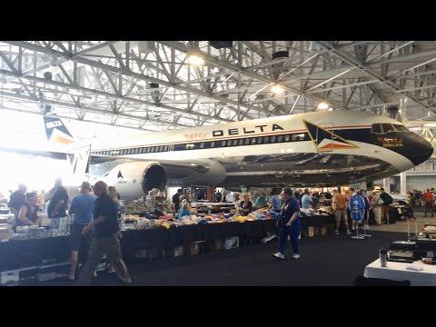Delta Flight Museum (during AI2015)