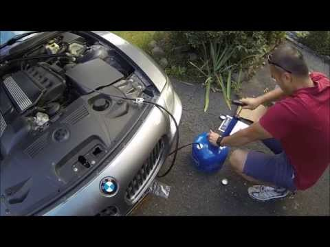Topsider Oil Change Bmw Z4 Vlog 19 Youtube