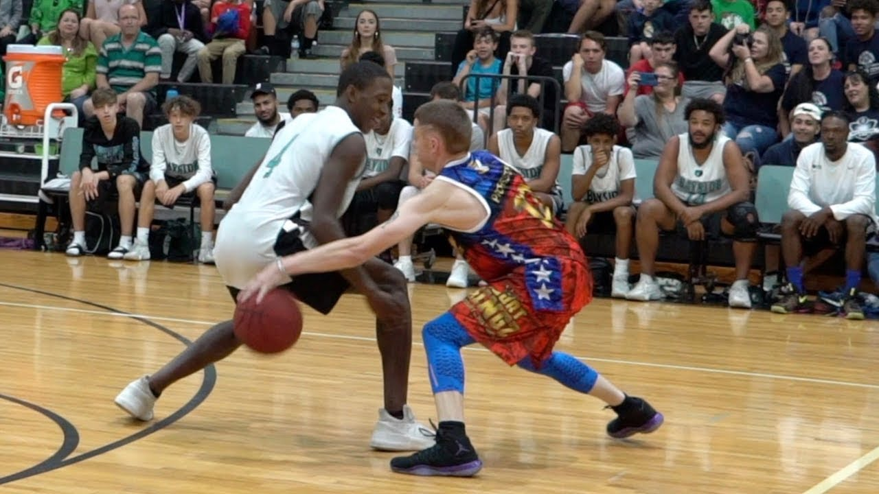 Download The Professor vs Real Hoopers... Damages Ankles & Egos(Court Kingz Game)