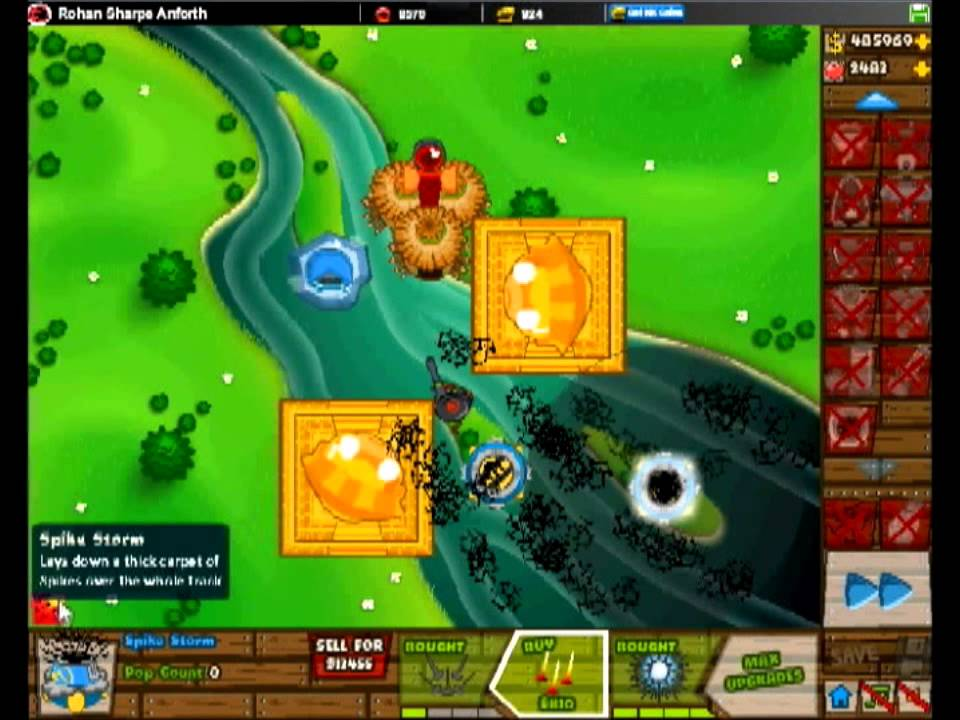 how to talk on btd5