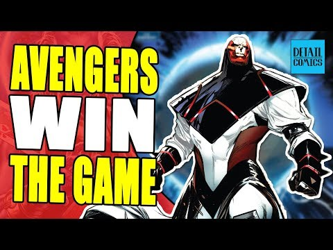 Avengers Assemble To Take On The Challenger (Avengers #689 Review - No Surrender Part 15)