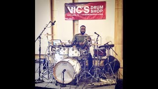 "Aaron ""Memphis"" Smith Drum Clinic"