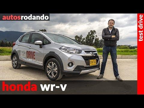 HONDA WR-V 2019   Con MAS ESPACIO DE LO QUE CREES