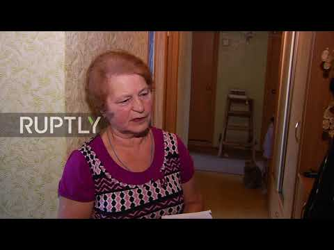 Russia: Mother of plane crash victim speaks of her loss