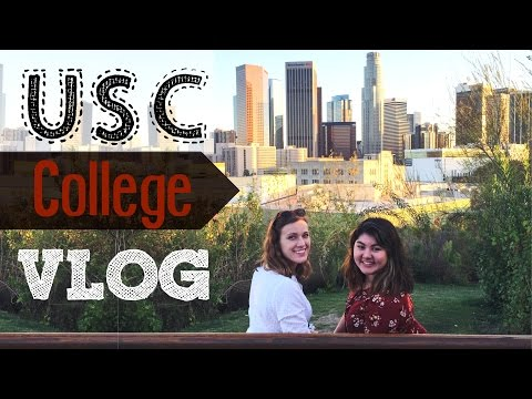 WHAT WE DO ON THE WEEKEND AT USC | College Weekly Vlog #6