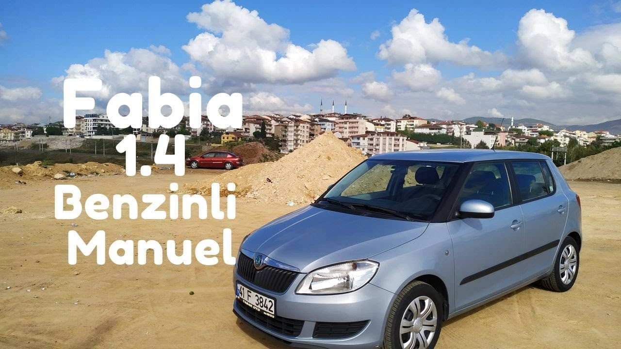 80.000 TL Alınabilecek En İyi Araba/ Skoda Fabia İnceleme