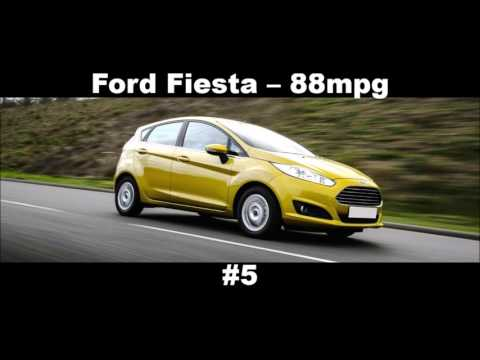 Top 10 most economical diesel and petrol cars of 2017 (JUNE)