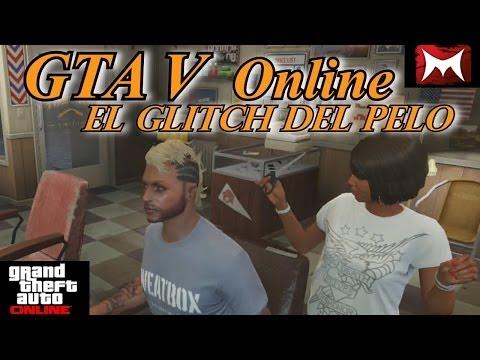 GTA 5 | EL GLITCH DEL PELO